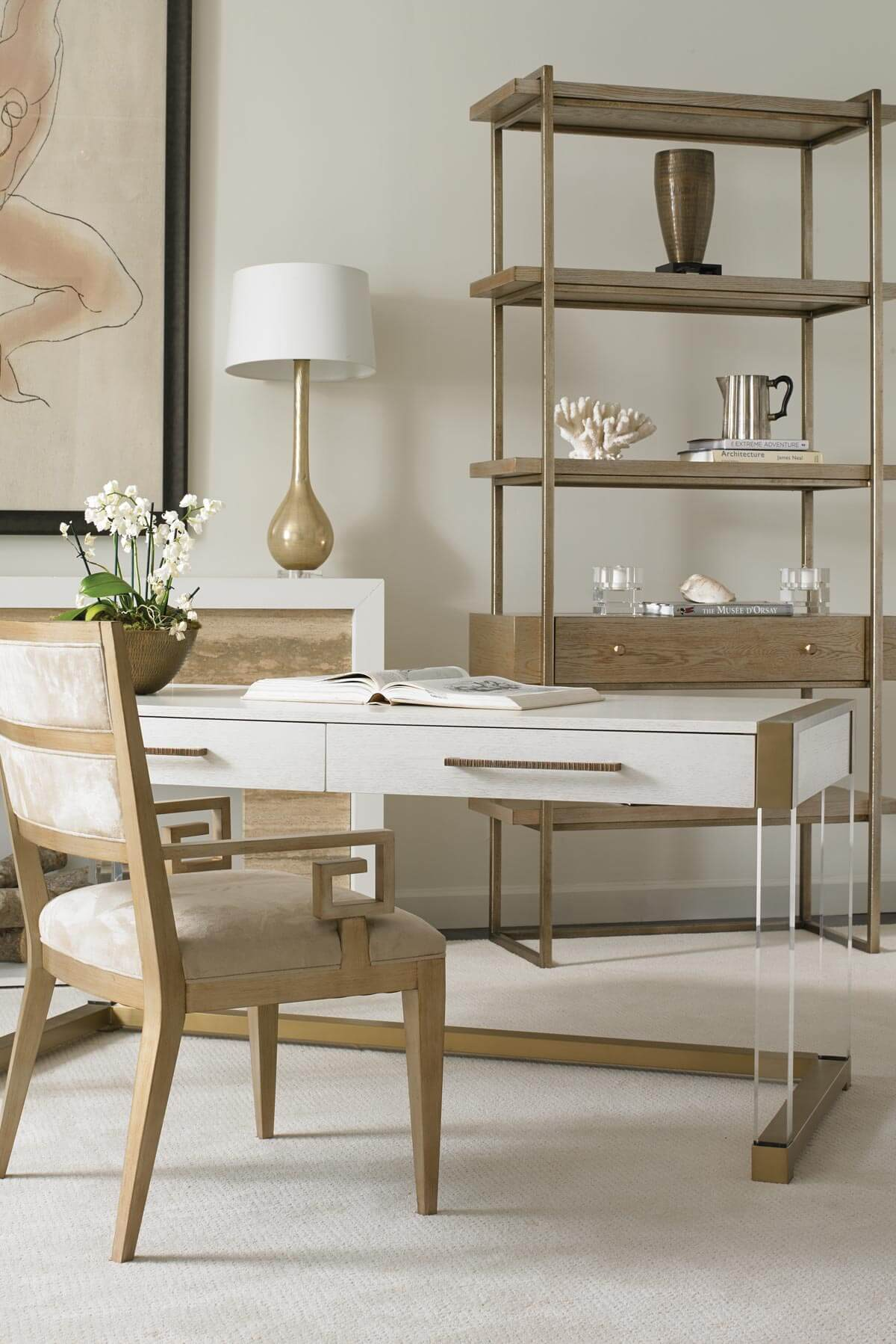 Hickory White settings to inspire your imagination